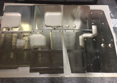 Plaques en acier-nickelage chimique
